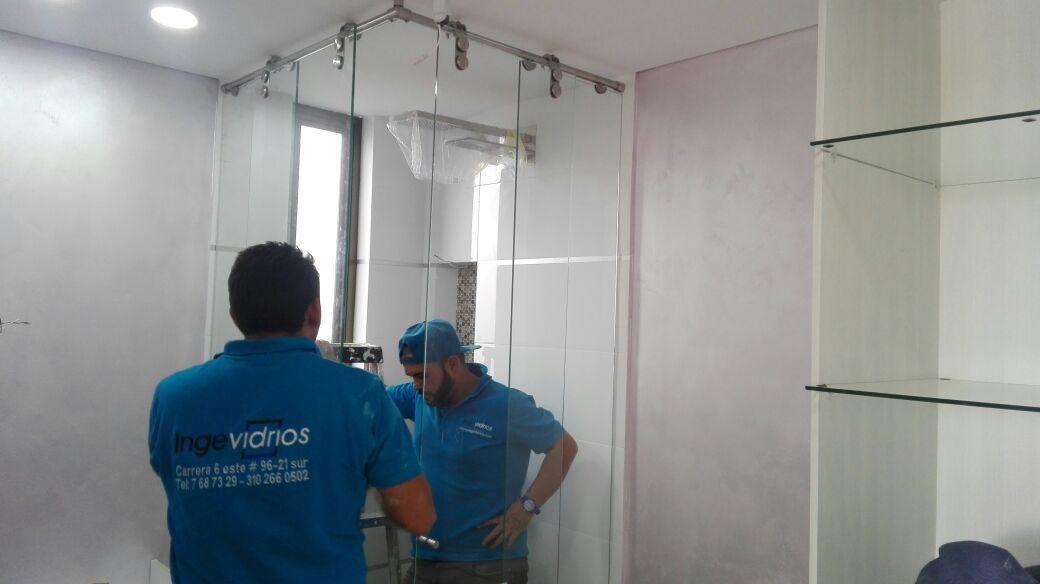 Divisiones Para Ba O En Bogota Empresas De Vidrios En