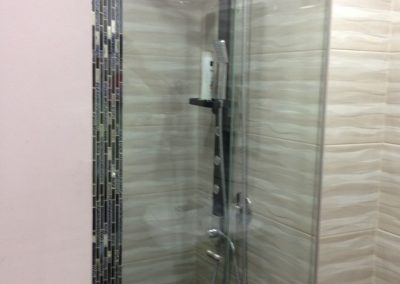Divisiones de baño en vidrio templado bogota 3